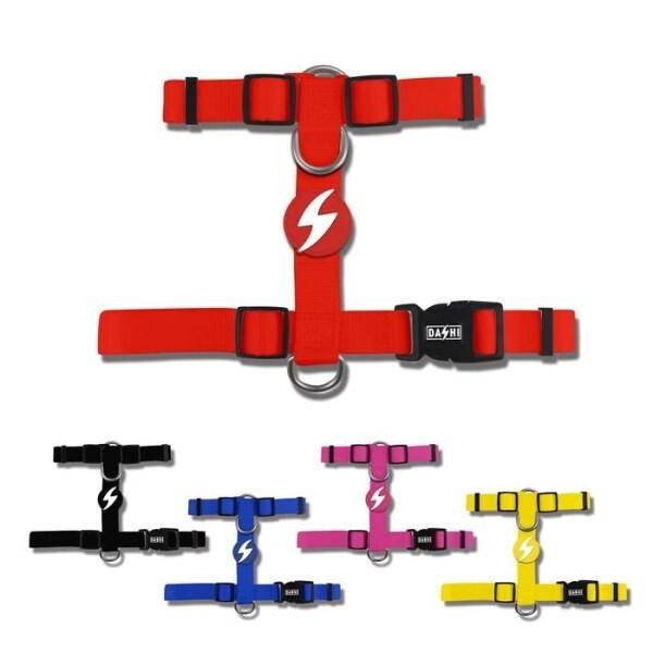 LOGO_Dashi  Back Harness