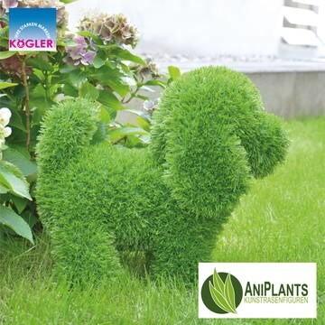LOGO_AniPlants artificial grass figures