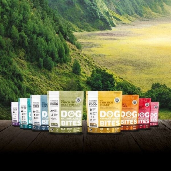 LOGO_Nature's Food Dehydrated Treats