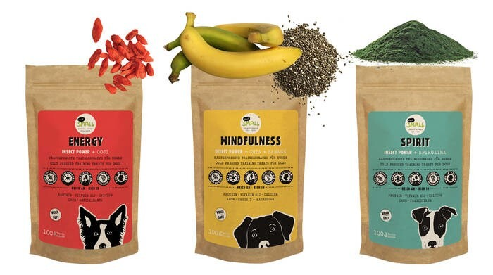 LOGO_ENERGY - MINDFULNESS - SPIRIT cold pressed treats from insect protein