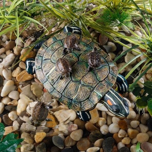 LOGO_Fun Floating ornaments