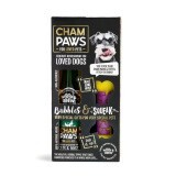 LOGO_CHAM:PAWS 'BUBBLES & SQUEAK' GIFT SET FOR DOGS