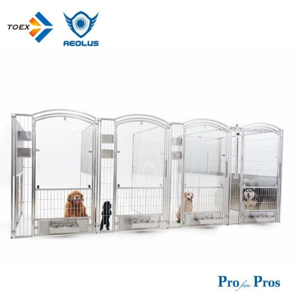 LOGO_Professional Walk-in Kennel System