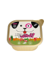 "LOGO_Wet Food Bowl ""Adult Lamb with pumpkin"""