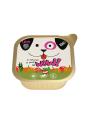 "LOGO_Wet Food Bowl ""Adult Lamb with pumpkin"""