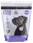 LOGO_Go Care Fresh: Complete grain free dry dog food with 8% fresh chicken