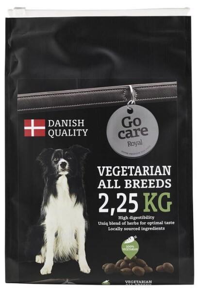 LOGO_Go Care Royal: Complete vegetarian dry dog food