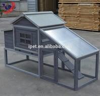 LOGO_2020 New Design Grey Wholesale Wooden Chicken Coop.Chicken Coop Houses Wood