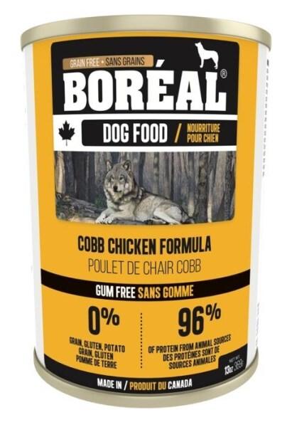 LOGO_BORÉAL CANADIAN COBB CHICKEN FORMULA