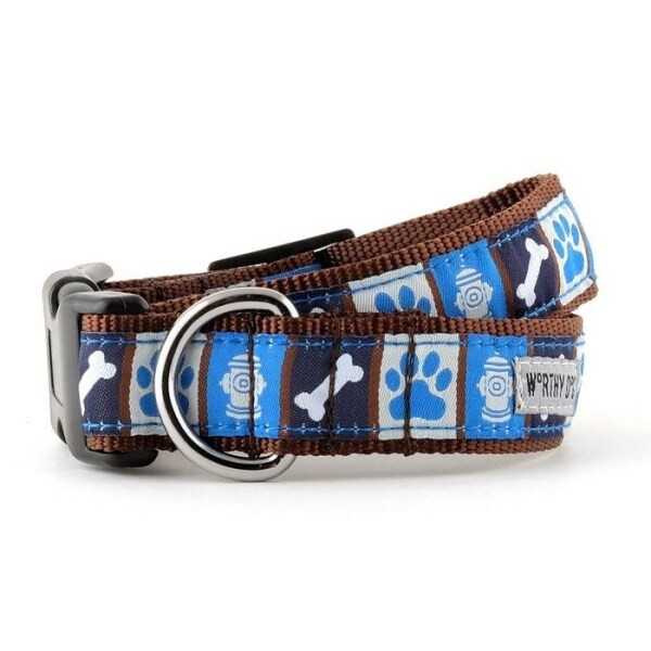 LOGO_A DOG'S LIFE DOG COLLAR