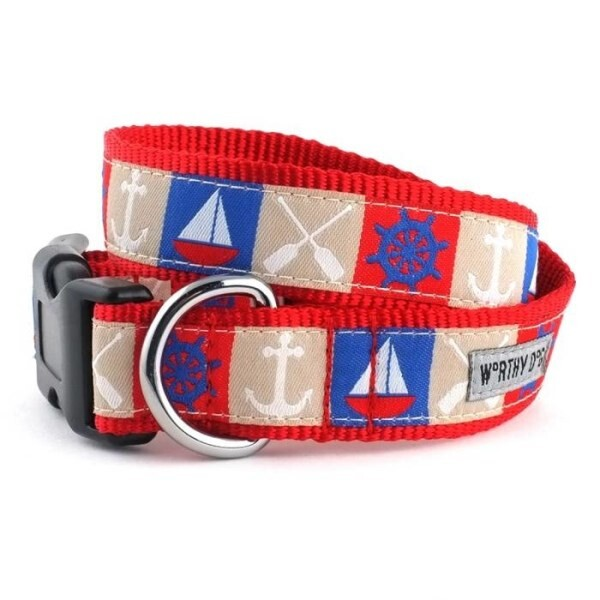 LOGO_AHOY DOG COLLAR