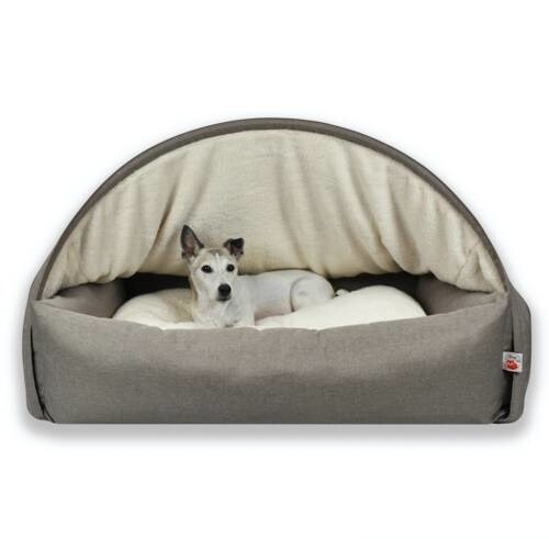 LOGO_Sleepy Fox® Snuggle Cave Pet Bed