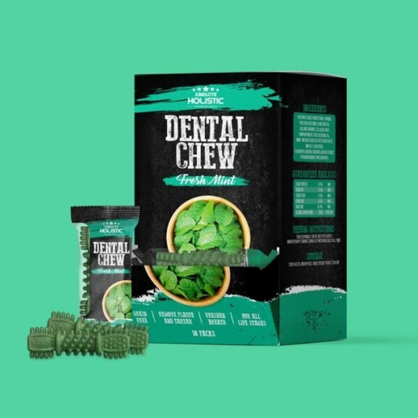 LOGO_Absolute Holistic Dental Chews For Dogs