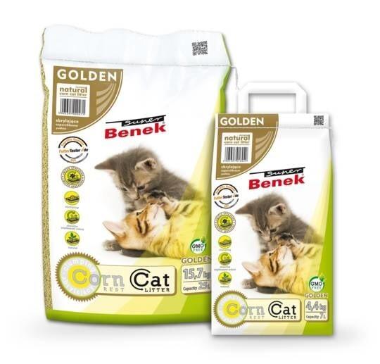 LOGO_Super Benek Corn Golden