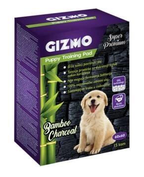 LOGO_GIZMO Puppy Training Pads