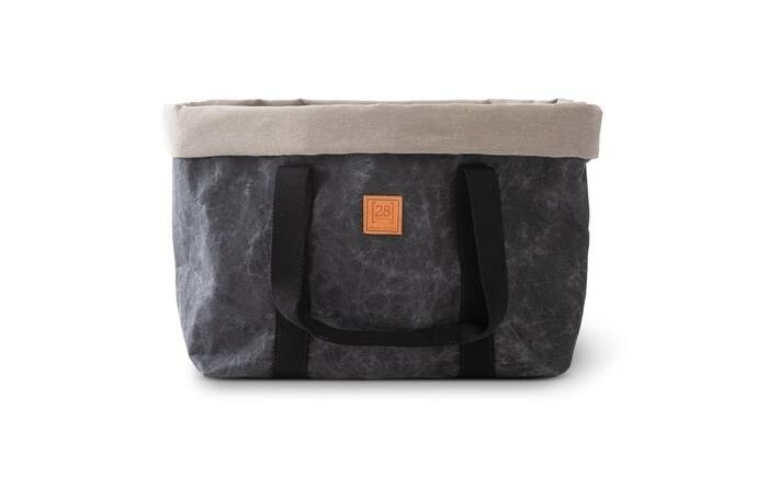 LOGO_DOROTHEA - Waxed Paper Dog Bag
