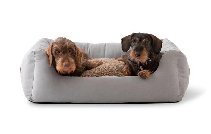 LOGO_HENRI - Cotton Dog Bed