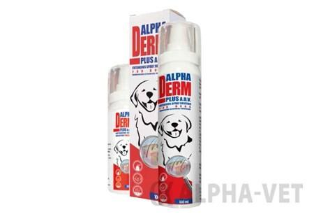 LOGO_ALPHADERM Plus cutaneous spray solution for dogs A.U.V.