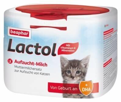 LOGO_Lactol - Aufzuchtmilch für Katzen