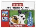 LOGO_Anti-Parasit SPOT-ON für Kleinnager & Zierkaninchen 300-700g