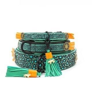 LOGO_DWAM Blue Bird - Halsband