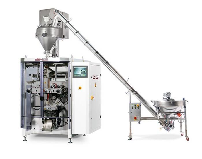 LOGO_AXION F26/F36 Vertical Packaging Machine