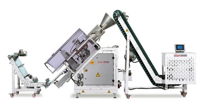 LOGO_F26I Inclined Packaging Machine