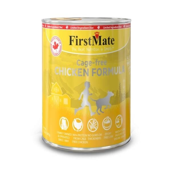 LOGO_Cage Free Chicken Formula for Dogs