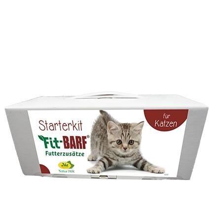 LOGO_BARF Starterkit für Katzen