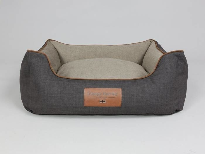 LOGO_Hyde Orthopaedic Walled Dog Bed
