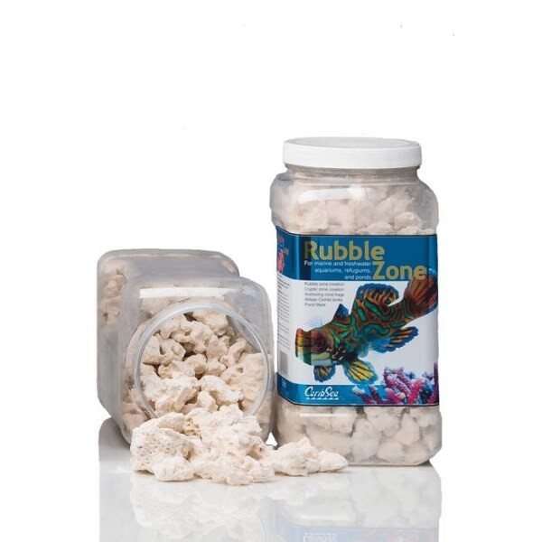 LOGO_CaribSea Rubble Zone 2.9 kg