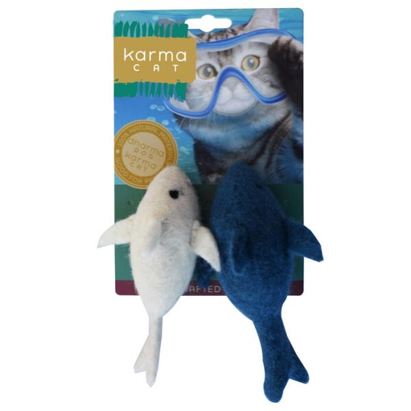 LOGO_CAT TOYS, DOLPHINS