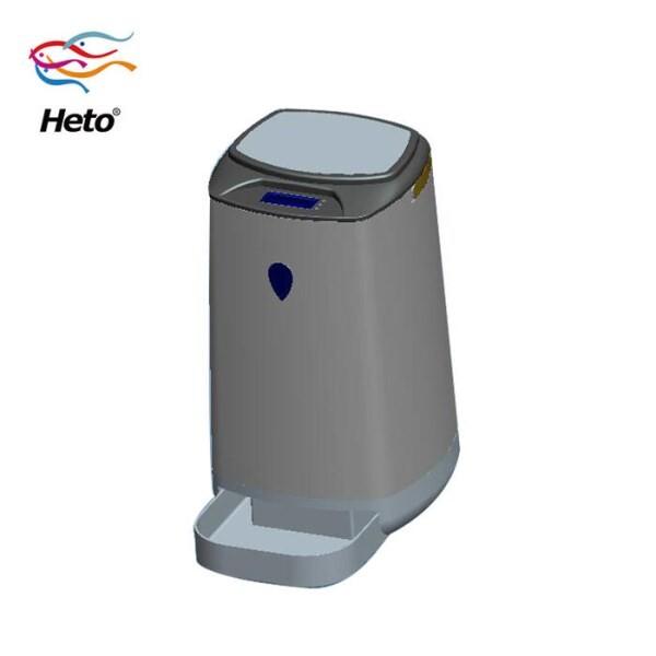 LOGO_High Quality Automatic Pet Cat Dog Food Dispenser Pet Food Feeder