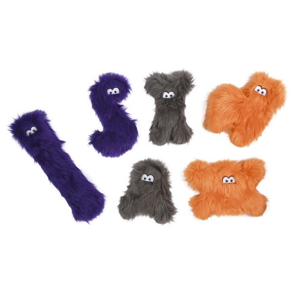 LOGO_West Paw Rowdies durable plush