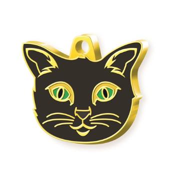 LOGO_Goldbeschichtete Katzenmarken