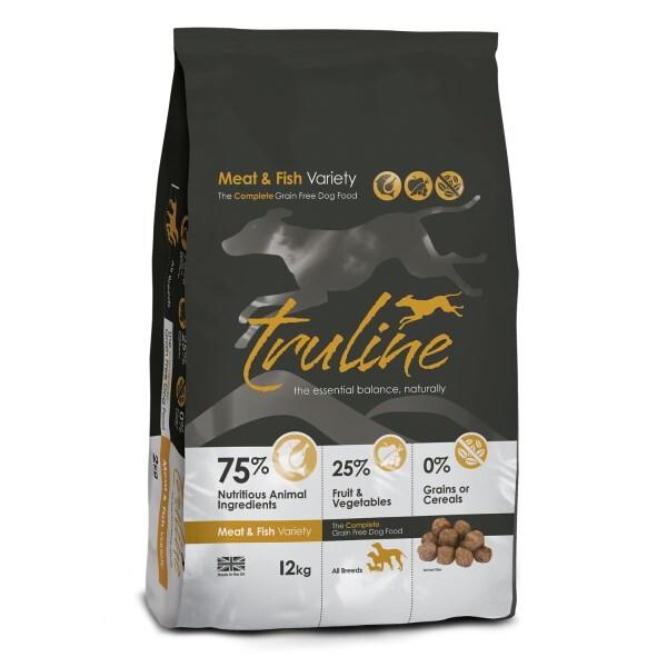 LOGO_Truline Dog - Fleisch & Fisch Vielfalt