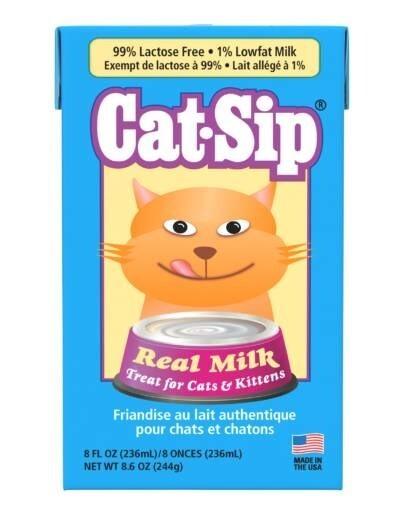 LOGO_Cat-Sip® Real Milk Treat