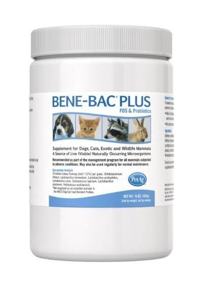 LOGO_Bene-Bac® Plus Pet Powder