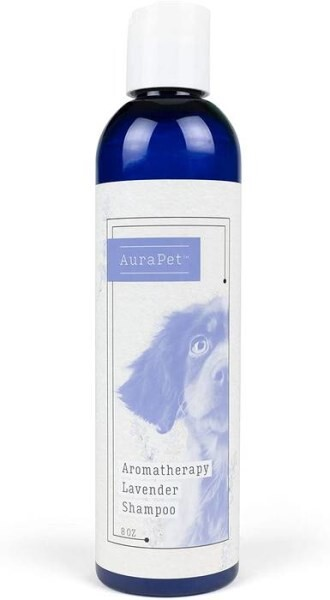 LOGO_AURAPET AROMATHERAPY LAVENDER SHAMPOO FOR DOGS, 8 OUNCES