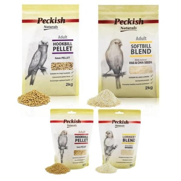 LOGO_Peckish Naturals Bird Food