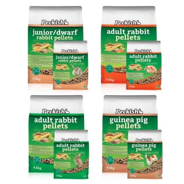 LOGO_NEW Peckish Small Animal Foods