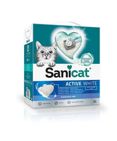 LOGO_Sanicat Active White
