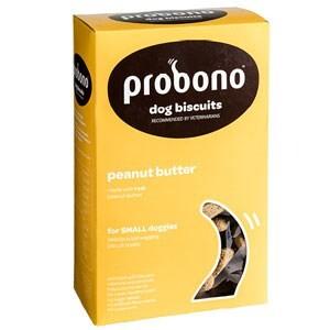 LOGO_Probono Peanut Butter Small Dogs 1kg