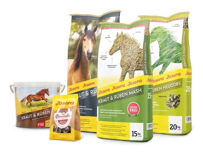 LOGO_Josera – Horse feed