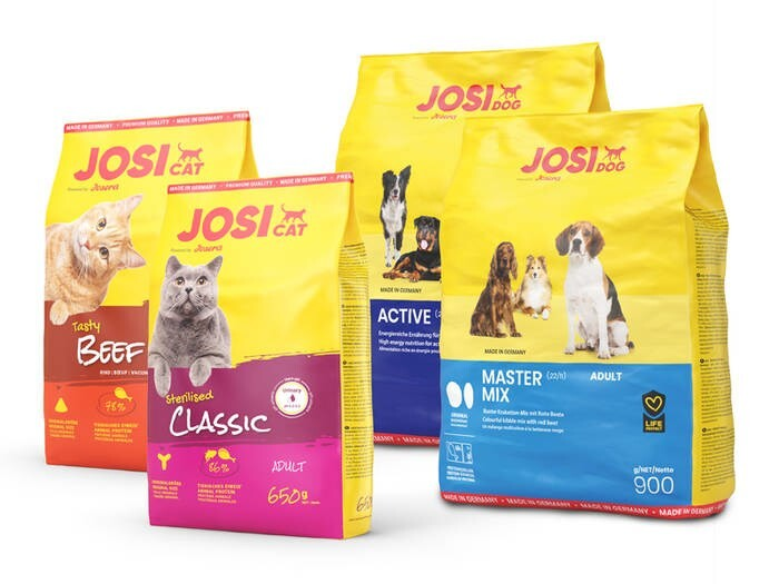 LOGO_JOSI - The honest pet food from the Odenwald region
