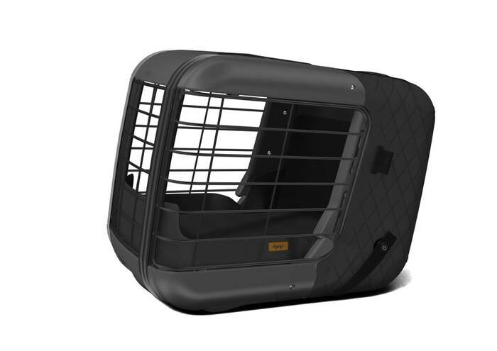 LOGO_4pets Caree - Die Transportbox für Kleinhunde