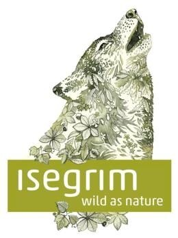 LOGO_isegrim® – wild as nature!