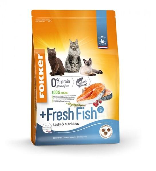 LOGO_Fokker Katze + Fresh Fish