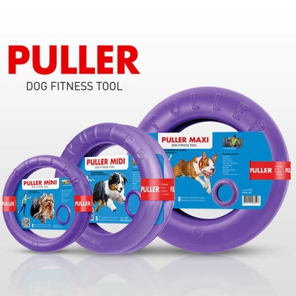 LOGO_PULLER - dog fitness tool