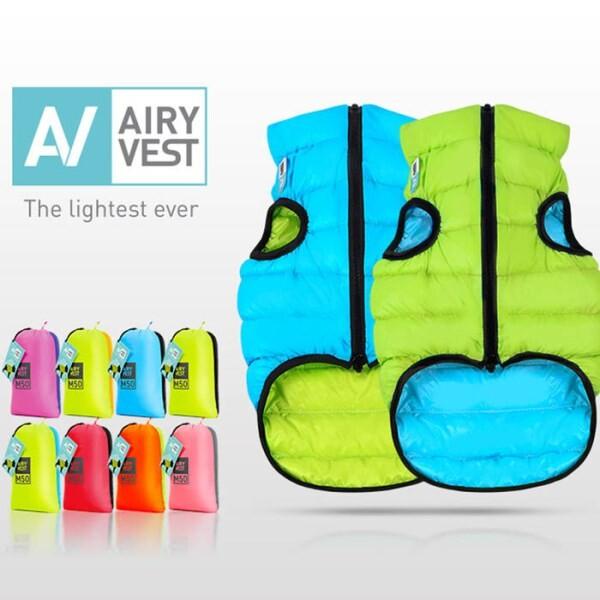 LOGO_AiryVest - the lightest dog jacket ever